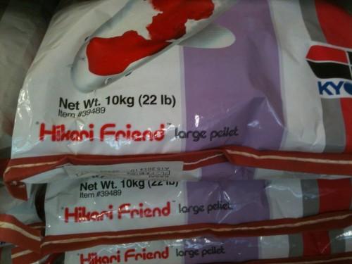 Koivoer Hikari friend 10 kg