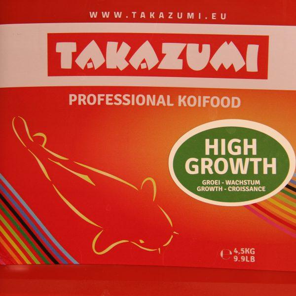 Takazumi koivoer high growth 1 kg